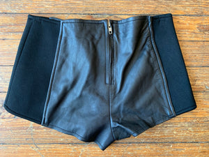Leather King Hot Short