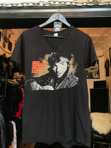Vintage V-Neck Bruce Springsteen and The E Street Band Tee
