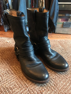 Frye Harness Engineer Boots