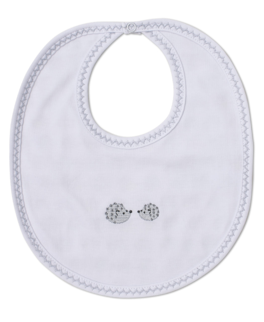 Humble Hedgehogs Reversible Bib
