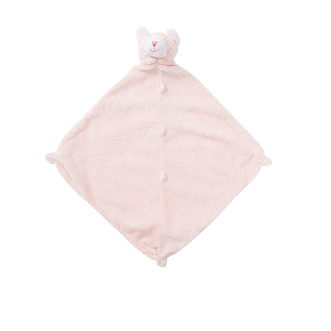 Pink Kitty Blankie