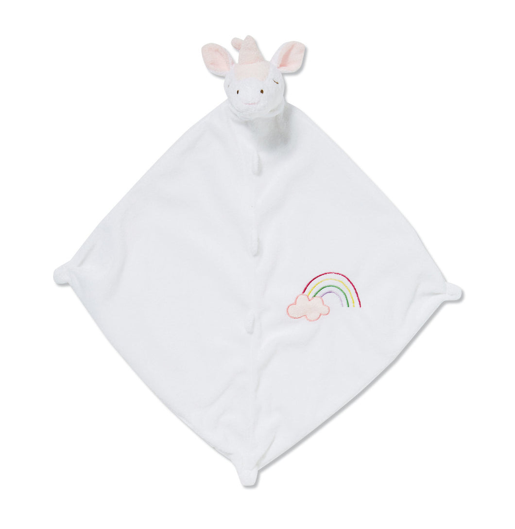 White Unicorn Blankie