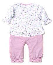 Load image into Gallery viewer, Dapple Dots Playsuit Mix - Pink