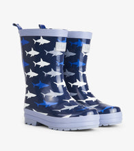 Load image into Gallery viewer, Shark Frenzy Rain Boots