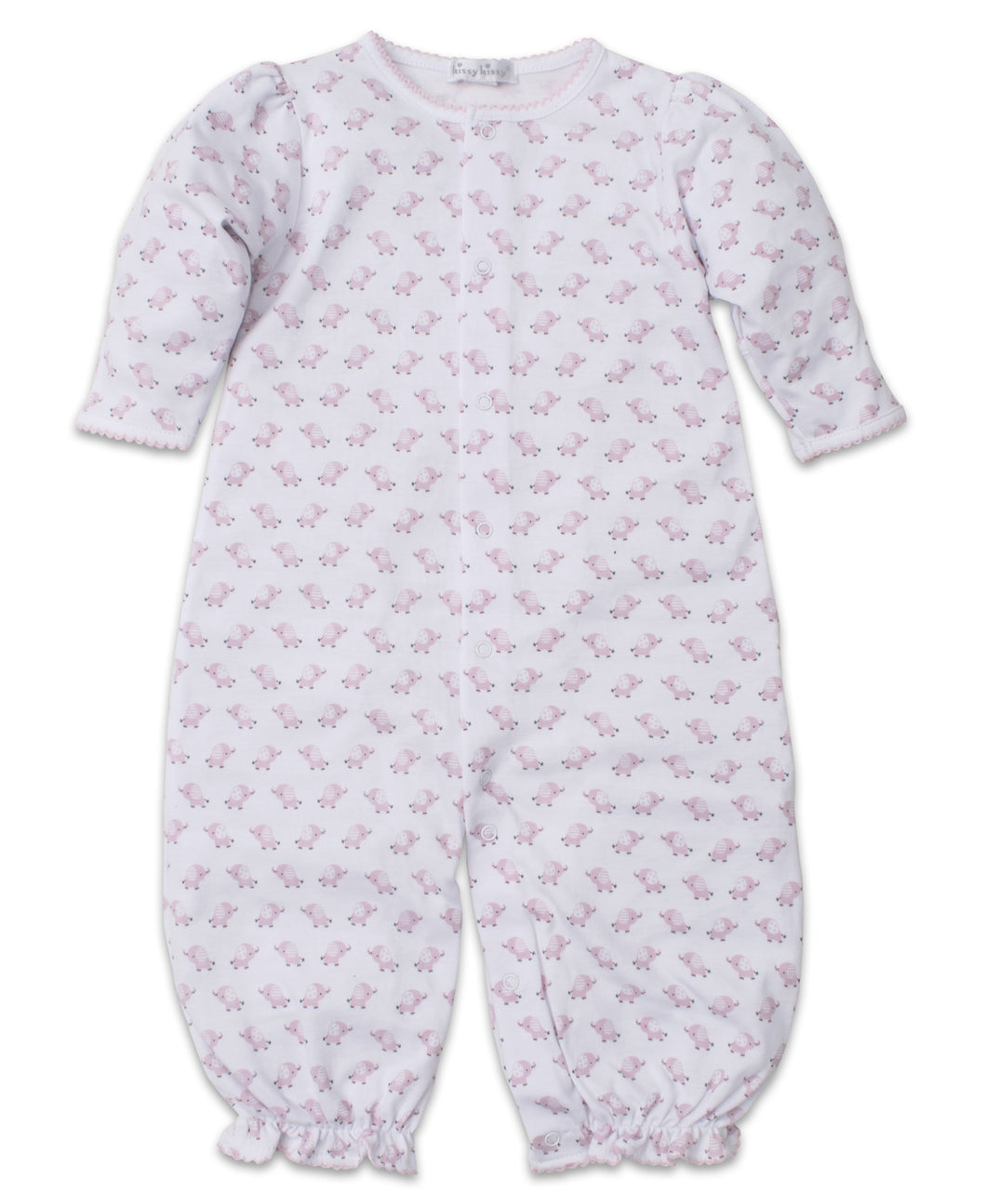Baby Trunks Converter Gown - Pink