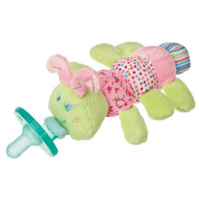 Load image into Gallery viewer, Cutsie Caterpillar WubbaNub Pacifier – 6″