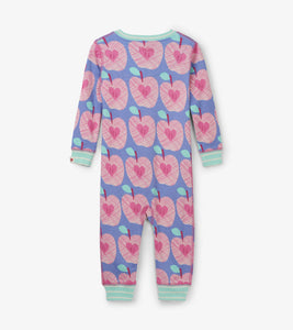 Apple Orchard Organic Cotton Coverall