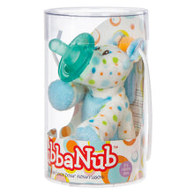 Load image into Gallery viewer, Little Stretch Giraffe WubbaNub Pacifier – 6″