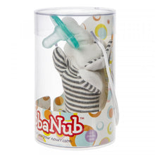 Load image into Gallery viewer, Afrique Elephant WubbaNub Pacifier – 6″