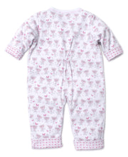 Load image into Gallery viewer, Monkey Moves Reversible Playsuit - Pink