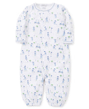 Load image into Gallery viewer, First Tee FA19 Converter Gown - Light Blue