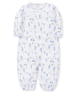 First Tee FA19 Converter Gown - Light Blue