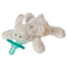 Load image into Gallery viewer, Oatmeal Bunny WubbaNub Pacifier – 6″