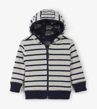 Load image into Gallery viewer, Band Of Bears Baby Reversible Hoodie