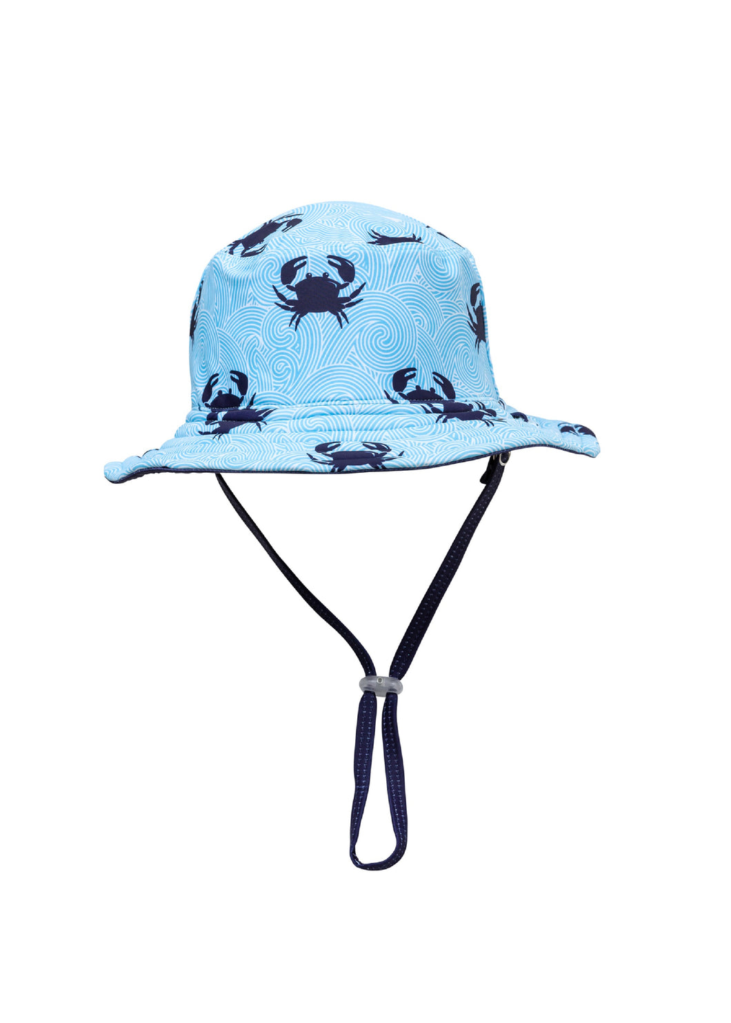 Blue Crab Reversible Bucket Hat
