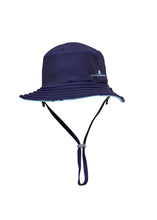 Load image into Gallery viewer, Blue Crab Reversible Bucket Hat