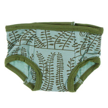 Load image into Gallery viewer, Training Pants Set - Moss Sauropods and Shore Ferns