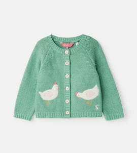Dorrie Knitted Cardigan