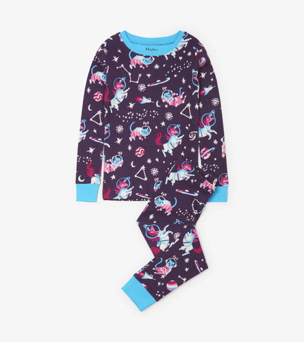 Enchanted Space Organic Cotton Pajama Set