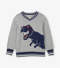 Load image into Gallery viewer, Cool Rex V-neck Sweater
