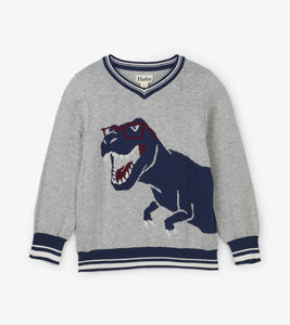 Cool Rex V-neck Sweater