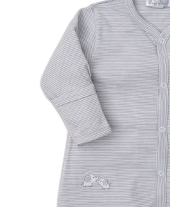 Baby Trunks Conv Gown Str - Silver