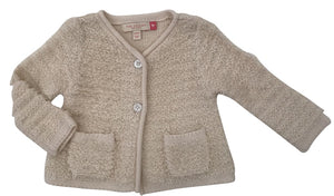 Baby Sara Sweater - Cream