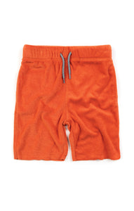 Camp Shorts - Burnt Orange