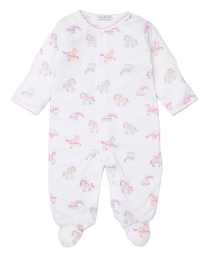 PJs Unicorn Utopia Footie PRT - Multi