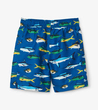 Load image into Gallery viewer, Game Fish Swim Trunks - Seaport