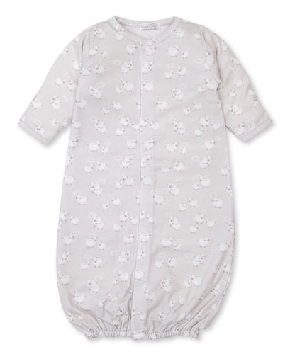 Cuddle Sheep Conv Gown PRT - Silver