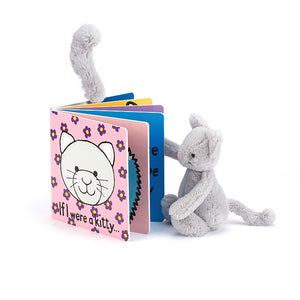 If I Were A Kitty Board Book Jellycat