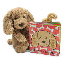 Load image into Gallery viewer, If I Were A Dog Book Jellycat