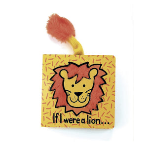 If I Were A Lion Book Jellycat