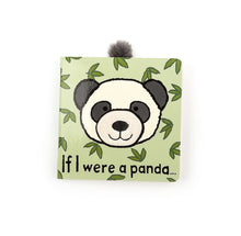 Load image into Gallery viewer, If I Were A Panda Book Jellycat
