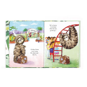 Cyril's Big Adventure Book Jellycat