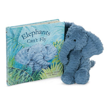 Load image into Gallery viewer, Elephants Can't Fly Jellycat
