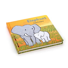 Load image into Gallery viewer, Elephant Book Jellycat