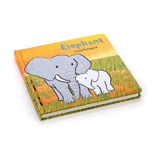 Elephant Book Jellycat