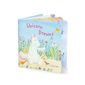 Unicorn Dreams Book Jellycat