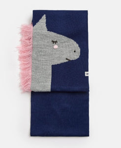Chummy Knitted Character Scarf