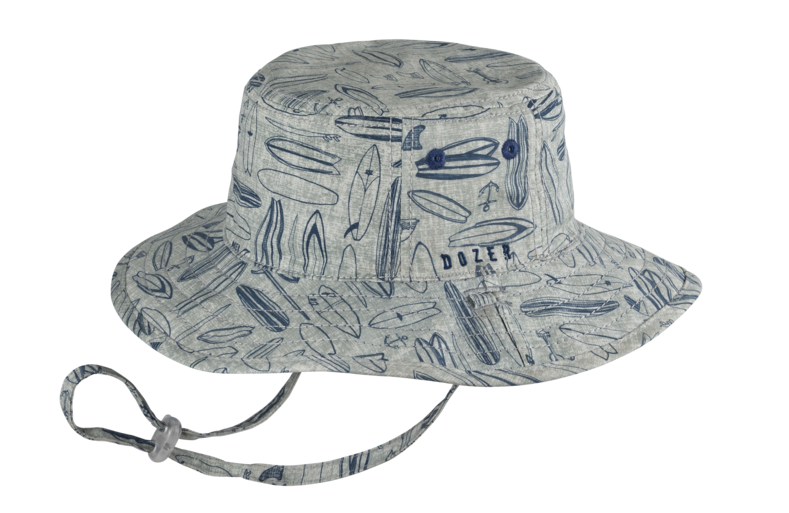 Boys Floppy Hat - Waverly
