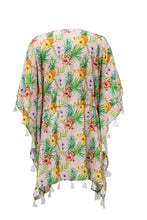 Load image into Gallery viewer, Tropicana Batwing Kaftan