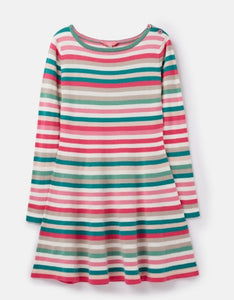 Janey Knit Skater Dress