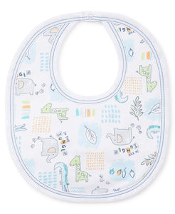 In The Jungle Print Bib
