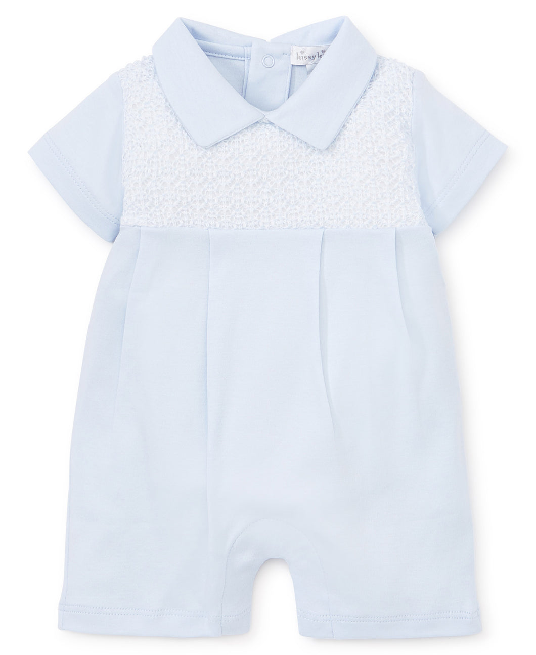 First Impressions Short Playsuit