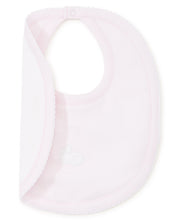 Load image into Gallery viewer, Pique Bunny Hop Bib Pink