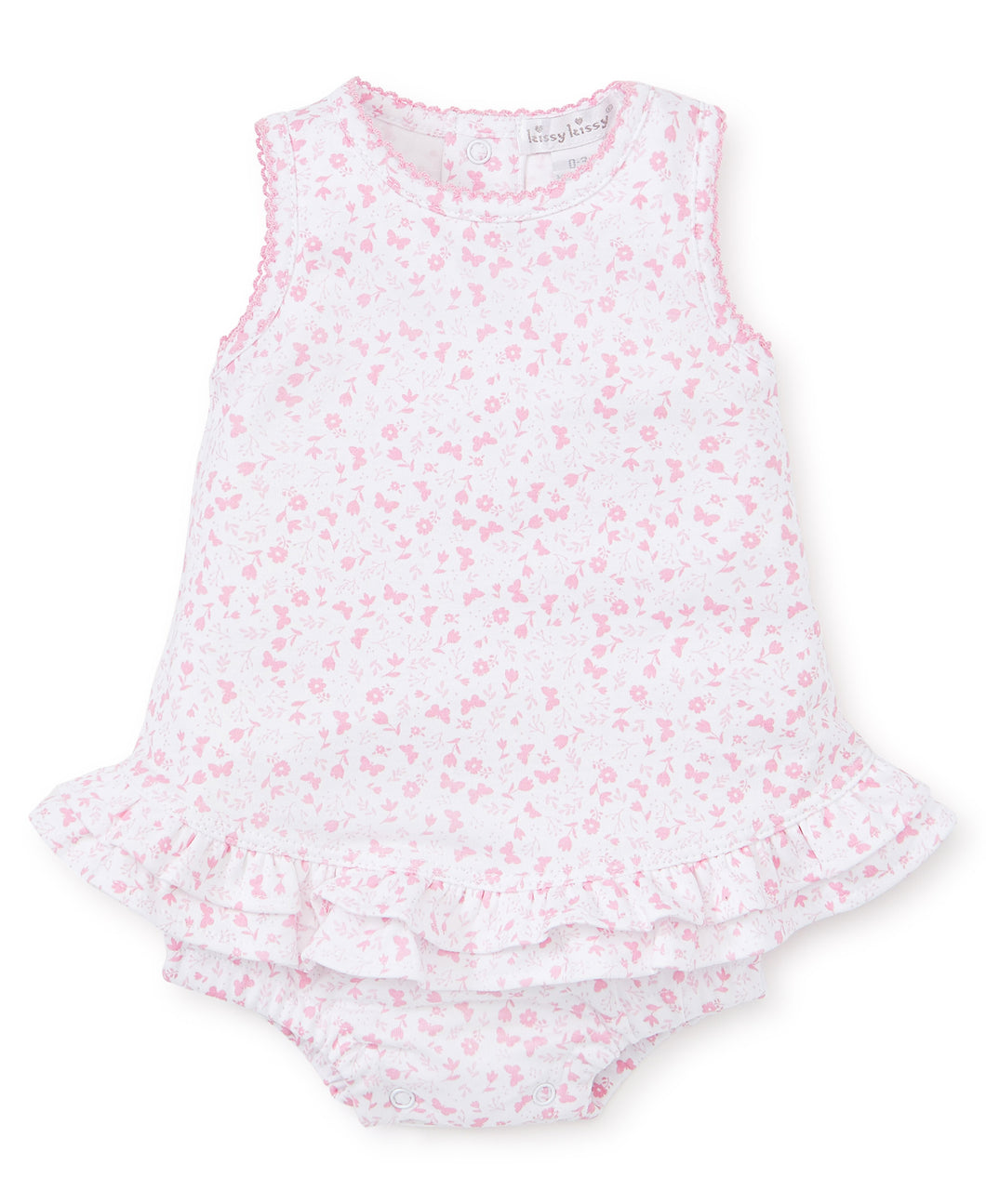 Mini Blooms Bubble Mix - Pink