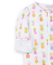 Load image into Gallery viewer, Pineapples Print Footie