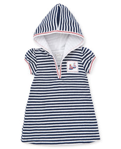 Summer Sails Terry Cover Up